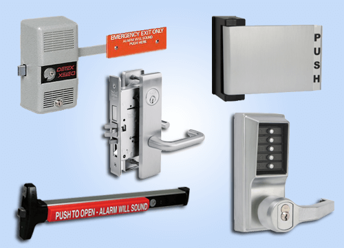 commercial locksmith hardware