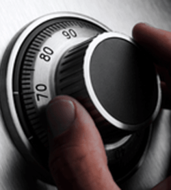 How to Open a Safe with a Dial Lock