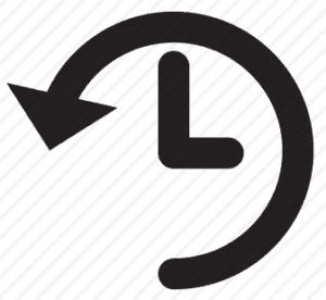 counter clockwise icon