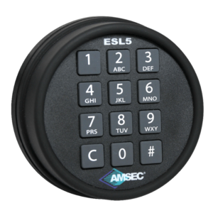 amsec digital keypad safe lock