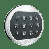 la gard basic digital keypad safe lock