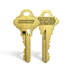 do not duplicate keys